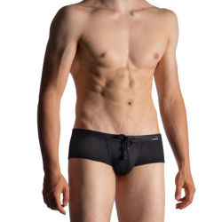 "Плавки - хипсы ""M960 - Beach Hot Pants Black"""