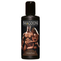 "Массажное масло ""Magoon - Musk Erotic Massage Oil"" (мускус)"