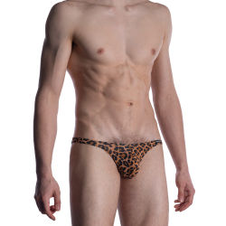 "Трусы-брифы ""M2001 - Low Rise Brief Ozelot"""