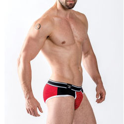 "Трусы-брифы ""Urban Castro Brief - Red"""