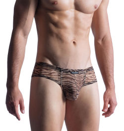 "Трусы-брифы ""M855 Cheeky Brief - Tiger"""