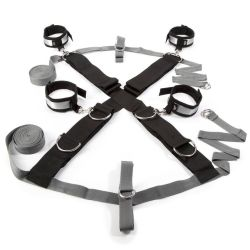 "Комплект для фиксации ""Fifty Shades Of Grey - Keep Still Over The Bed Cross Set"""