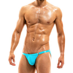 "Плавки - танга ""Bodybuilding Tanga Brief - Aqua"""