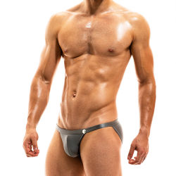"Плавки - танга ""Bodybuilding Tanga Brief - Grey"""