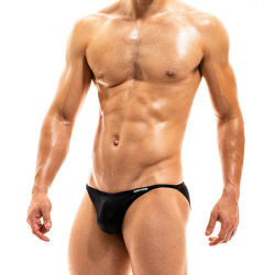 "Плавки - брифы ""Tricky Low Cut Brief - Shiny Black"""