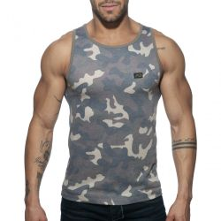 "Майка - безрукавка ""Washed Camo Tank Top - Camouflage"""