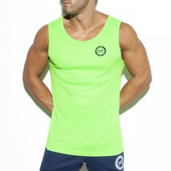 "Майка-безрукавка ""Training Fit Tank Top - Lemon Green"""