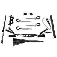 "Набор ""Lux Fetish - Master-Slave Domination Chain-Me-Up 6PC Bedspreaders Set"" (6 предметов)"